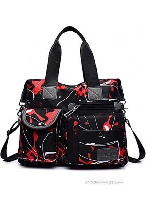 Women's Utility Bag Nurse Bag Nursing Tote Bag Versatile and Fashionable with Lots Of Pockets