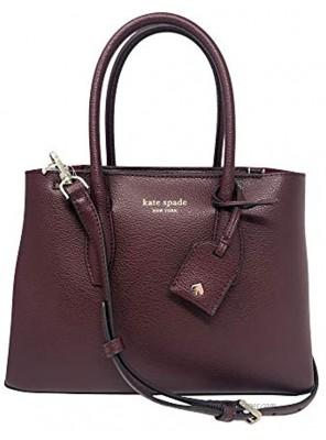 Kate Spade New York Eva Small Top Zip Satchel Crossbody Shoulder Bag Handbag