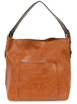 Joy Susan Womens Faux Leather: Hobo 2-in-1 Handbag