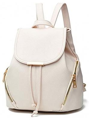 KARRESLY Women's Mini Backpack Purse PU Leather Rucksack Purse Ladies Casual Shoulder Bag for Women