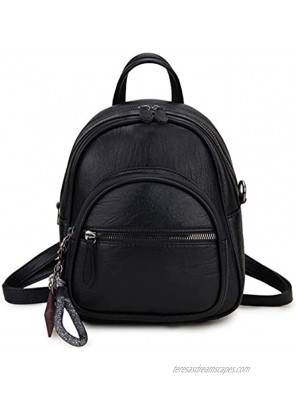 Mini Backpack Purse,Small Convertible Backpack for Women Ladies Girls VONXURY