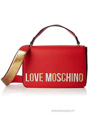 Love Moschino Women's Borsa Pu Top-Handle Bag