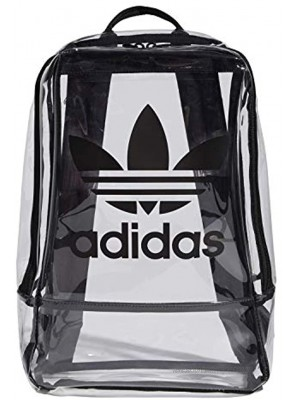 adidas Originals Backpack Black Clear One Size