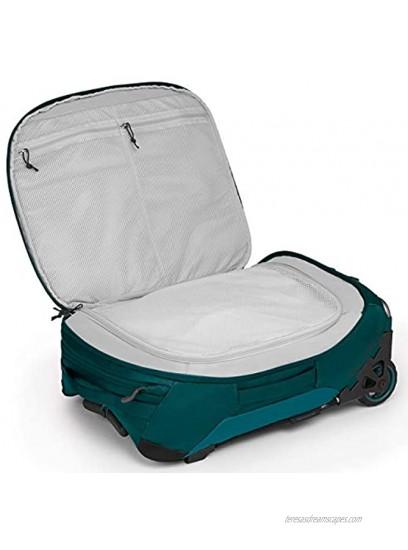 Osprey Transporter Wheeled Global Carry On Luggage