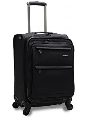 Pathfinder Revolution Plus 20 Inch International Expandable Carry-On Black One Size