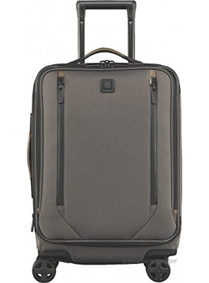 """Victorinox Lexicon 2.0 Softside Expandable Spinner Luggage Grey Carry-On-Global 22"""""""