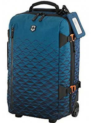 """Victorinox VX Touring Global Wheeled Carry-On Dark Teal 21.7"""""""
