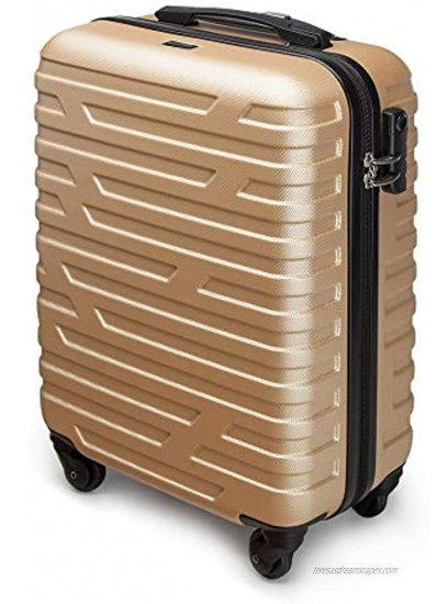 WITTCHEN Hand Luggage Gold 54 centimeters
