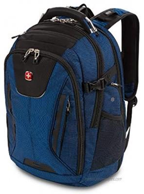 SWISSGEAR 5358 ScanSmart Laptop Backpack Fits 15 Inch Laptop USB Charging Port