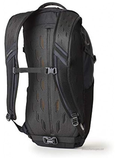 Gregory Mountain Products Nano 18 Everyday Outdoor Backpack Black Woodland camo one Size