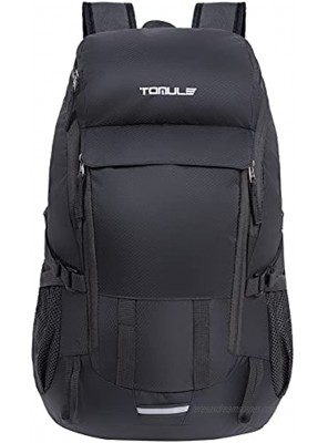 TOMULE 35L Hiking Backpack Camping Daypack Waterproof Packable Lightweight Travel Backpack