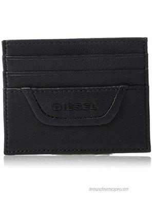 Diesel Men's CLIN JOHNAS II-Card-Holder Black UNI