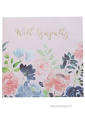 Design By Violet Midnight Blue 'Sympathy' Single Card