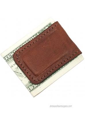 Genuine Stingray Leather Magnetic Money Clip