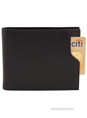 Kraftiq Genuine Leather Handmade Money Clip Wallet