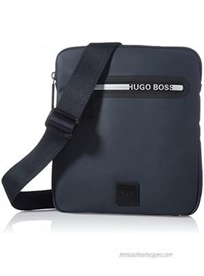 BOSS Men's Hyper N_s Z Env Crossbody Bag 21.5x2x25 cm