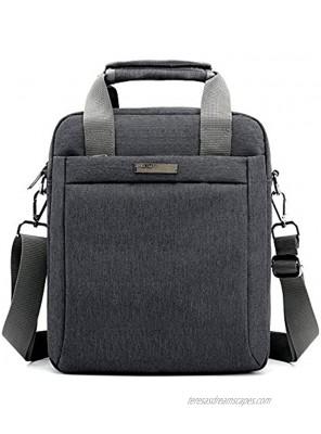 Men Handbags Shoulder Crossbody Bag Medium Messenger Bag Waterproof Nylon Lightweight Shoulder Bag Satchel Purse for Work Travel Business
