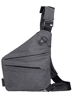 Waterproof Personal Shoulder Pocket Bag Business Anti-theft Package