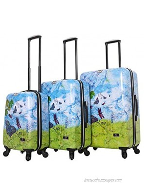 HALINA Bee Sturgis Fly Dream 3 Piece Set Luggage Multicolor One Size