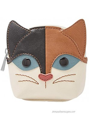 Relic by Fossil Animal Zip Coin Purse Wallet