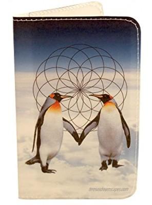 Fun Animals Gift Holder Wallet by Jamila Starwater