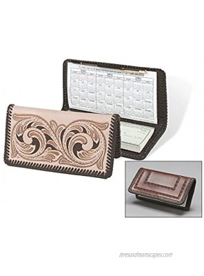 Tandy Leather Checkbook Cover Kit 4179-00