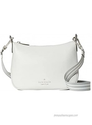 Kate Spade Rosie Leather Crossbody Bag Purse Handbag MOONLIGHT
