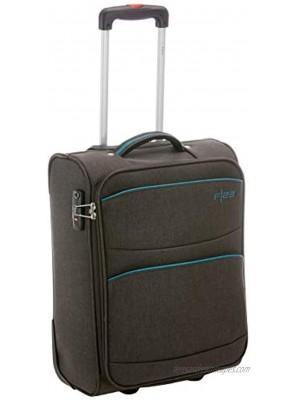 Friedrich Hand Luggage Multicolour Anthrazit Petrol 52 Centimeters