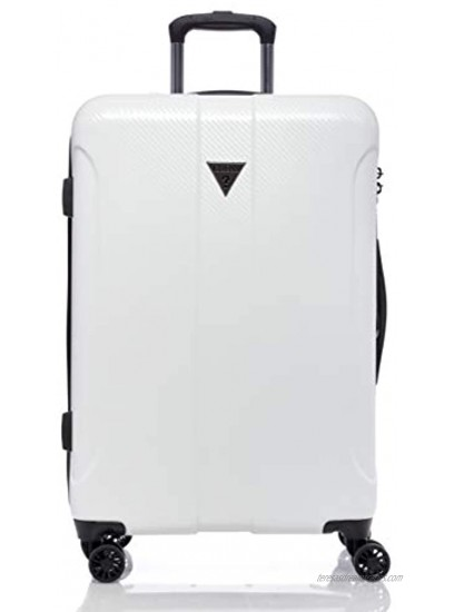 Guess Lustre 2 Collection 24 8-Wheeled Spinner White One Size,C6893984