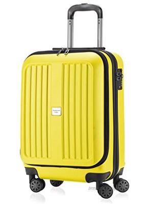 Hauptstadtkoffer Suitcase Yellow Mat 55cm