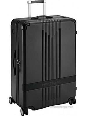 Montblanc Men's Hand Luggage Black Schwarz 76 centimeters
