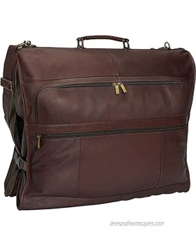 David King & Co. 42 Inch Garment Bag Cafe One Size