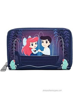 Loungefly Disney The Little Mermaid Gondola Scene Faux Leather Wallet