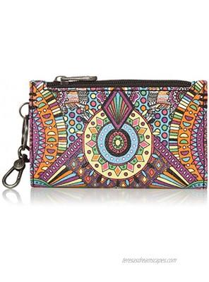 Sakroots Women's Encino Essential Wallet