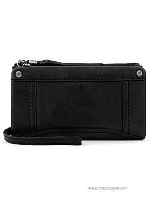 The Sak Silverlake Soft Wallet